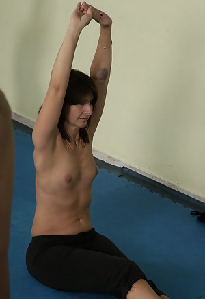 Hot Fitness Moms Porn Pictures